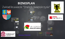 BIZNESPLAN of Drelich