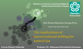 The implications of unconventional drilling for natural gas