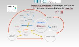 Desenvolvemento da competencia nas TIC a través da resolución de tarefas