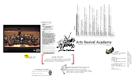 Arts Revival Academy-Creating your own School