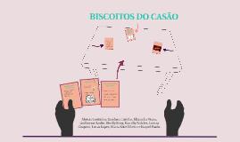 TRABALHO DO BIXCOITO