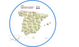 MAPA DE LA DPDR EN ESPAÑA