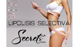LIPOLISIS SELECTIVA