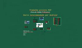 Copy of Carro Telecomandado por Android