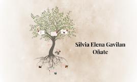 Silvia Elena Gavilan Oñate