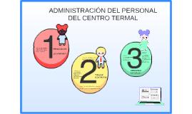 P11 ADMINISTRACION DEL PERSONAL