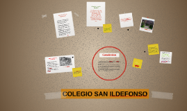 COLEGIO SAN ILDEFONSO