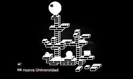 Mi nueva Universidad