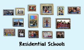 Copy of Residential Schools