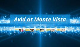 Avid at Monte Vista