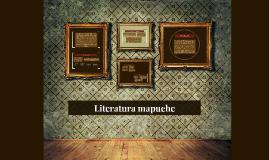 Literatura mapuche