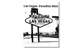 Las Vegas-Paradise MSA