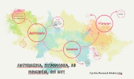 Anthimeria, Hypophora, Ad Hominem, Oh my!
