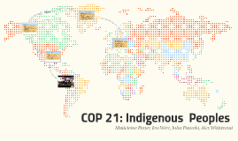 COP21: Indigenous Peoples