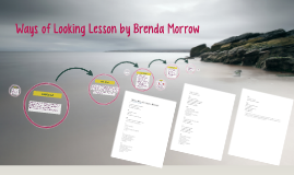 Ways of Looking Lesson by Brenda Morrow