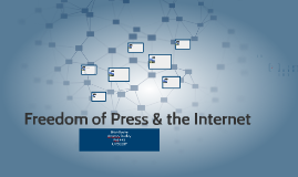 Freedom of Press & the Internet