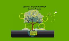 Desarrollo del producto DIANDY.
