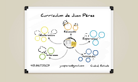Prezumé Template: White Board Version de Estephanie Ruiz Jaimes