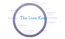 The Odyssey Movie Project: Lion King