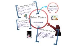 Robot Tutors