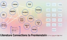 Literature Connection to Frankenstein