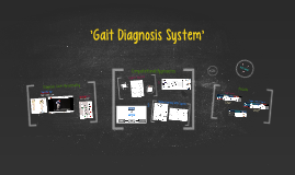 Gait Diagnosis System