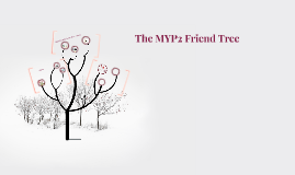 The MYP1 Friend Tree