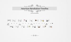 American Revolution 1763-1776