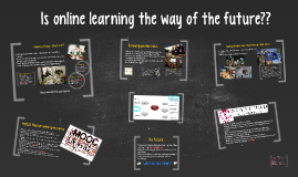 Copy of Is online learning the way of the future??