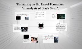 Gender Sexuality in Black Swan