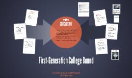 First-Generation College Bound