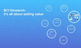 BCI Research:
