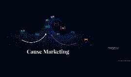 Cause Advertising
