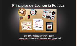 Princípios da Economia - Prof. Karen