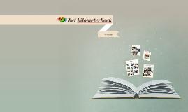 het kilometerboek