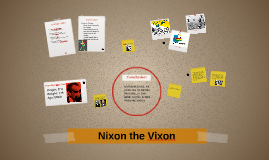 Nixon the Vixon
