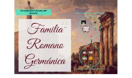 Familia Romano Germanica