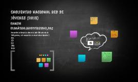 encuentro nacional red de jóvenes (2016)