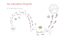 The Education Program - A Knowledge Journey