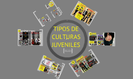Copy of Copy of TRIBUS URBANAS / CULTURAS JUVENILES