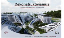 Copy of Dekonstruktivismus