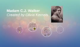 Copy of Madame C.J. Walker