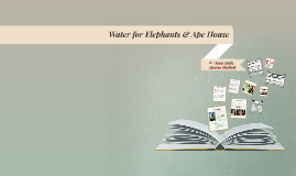 Water for Elephants & Ape House
