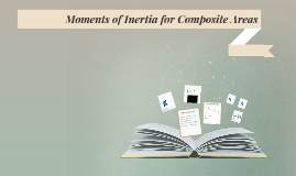 Moments of Inertia for Composite areas