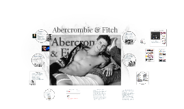 A&F Marketing Prezi