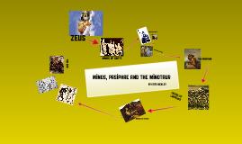 Minos, Pasiphae and the Minotaur