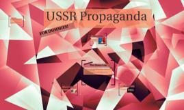 USSR Propaganda