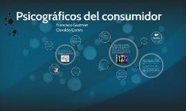 Psicográficos del consumidor