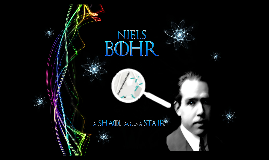 Niels Bohr- A Shaol agus a Staidéir