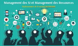 Management des SI & Management des Ressources